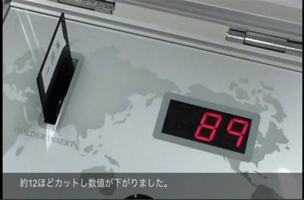 エコチップ1円玉
